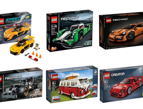 The Best Lego Car Sets